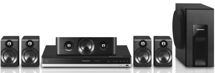 Panasonic Home Theatre System SC-BTT405GNK $259.95 35% off RRP