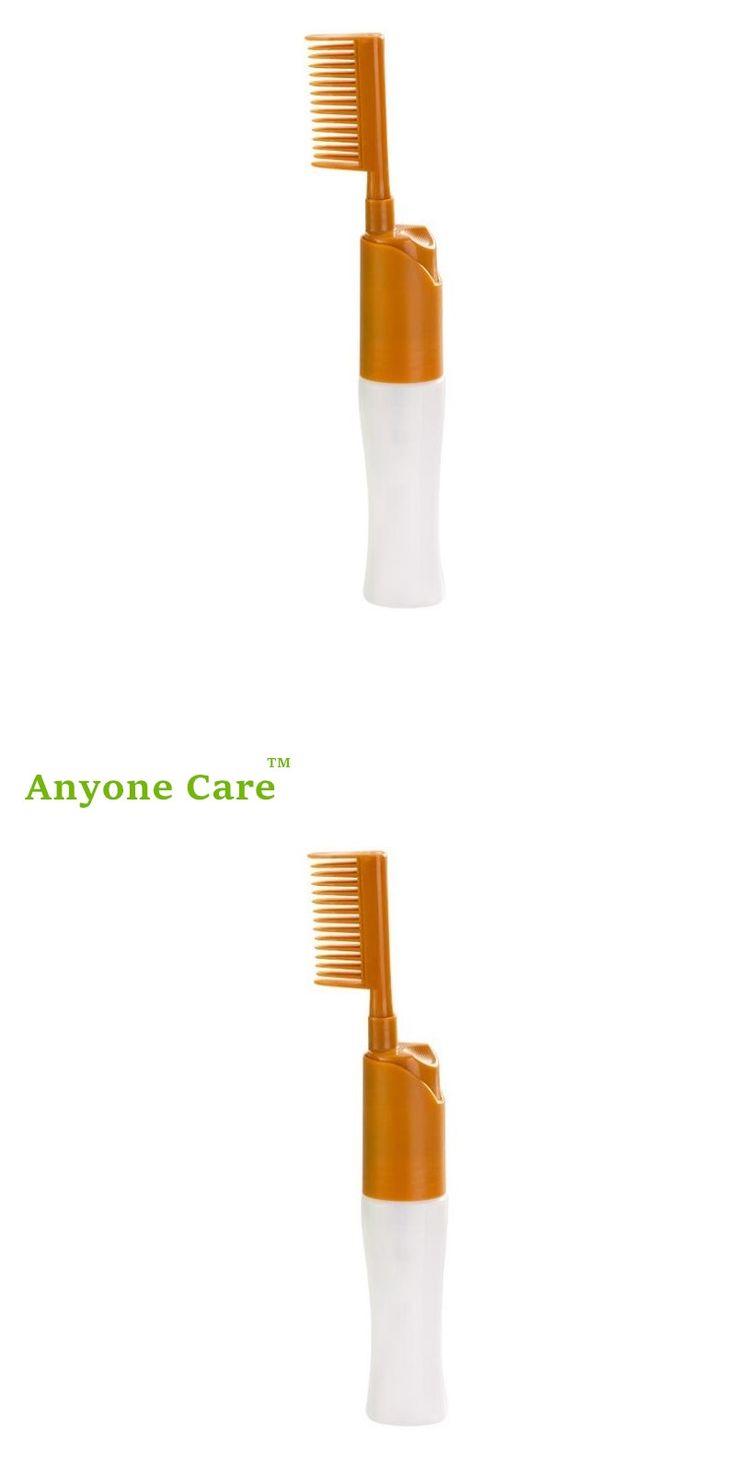 Multifunctional Hair coloring Brush Comb Pressure pump comb Hairdressing Comb Tools Dye Hair Combs