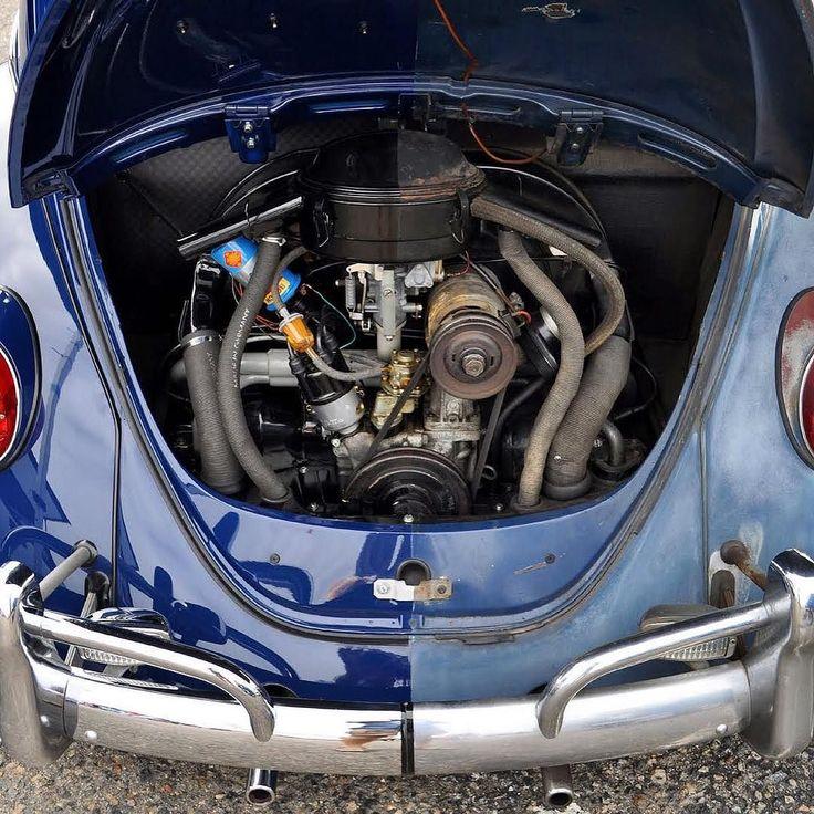 Porsche 911 Engine Vw Beetle: 1246 Best VW/Porsche Aircooled Images On Pinterest