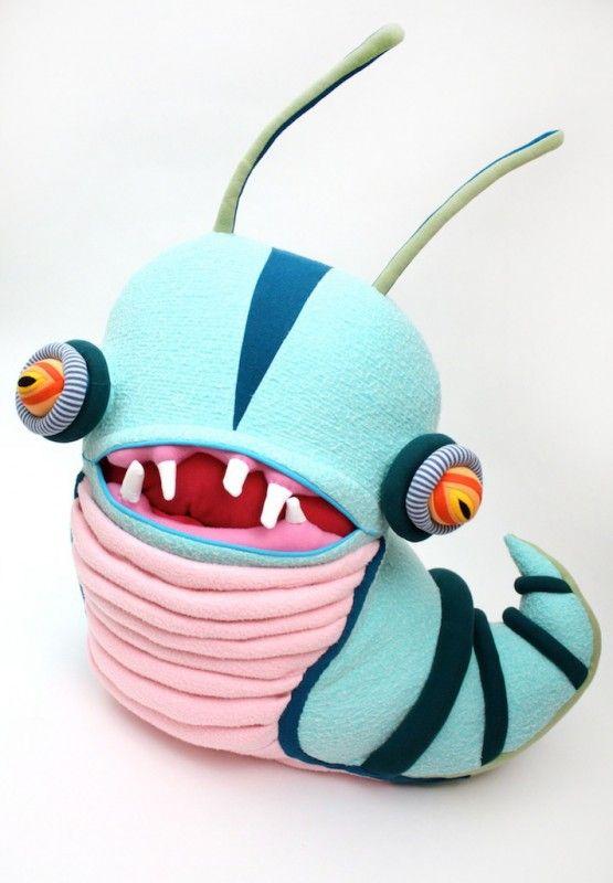 Monsters | Recyclart