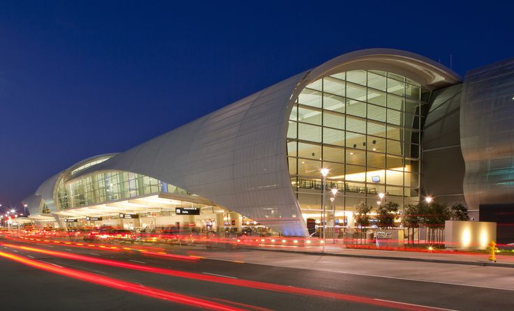 Gallery - Norman Y. Mineta San Jose International Airport Terminal B / Fentress Architects - 1