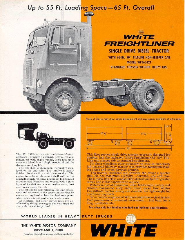 151 best Classic Truck Brochures images on Pinterest | Classic ...