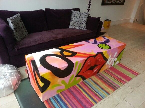 48 Best Chair Hire From Pollen4hire Images On Pinterest: 17 Best Ideas About Graffiti Furniture On Pinterest