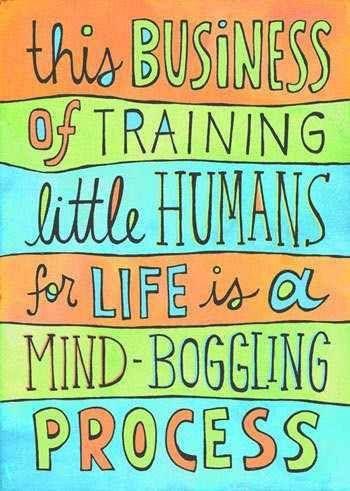 teaching = mind-boggling
