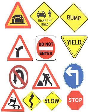 Road Sign Scavenger Hunt with My Gospel Standards
