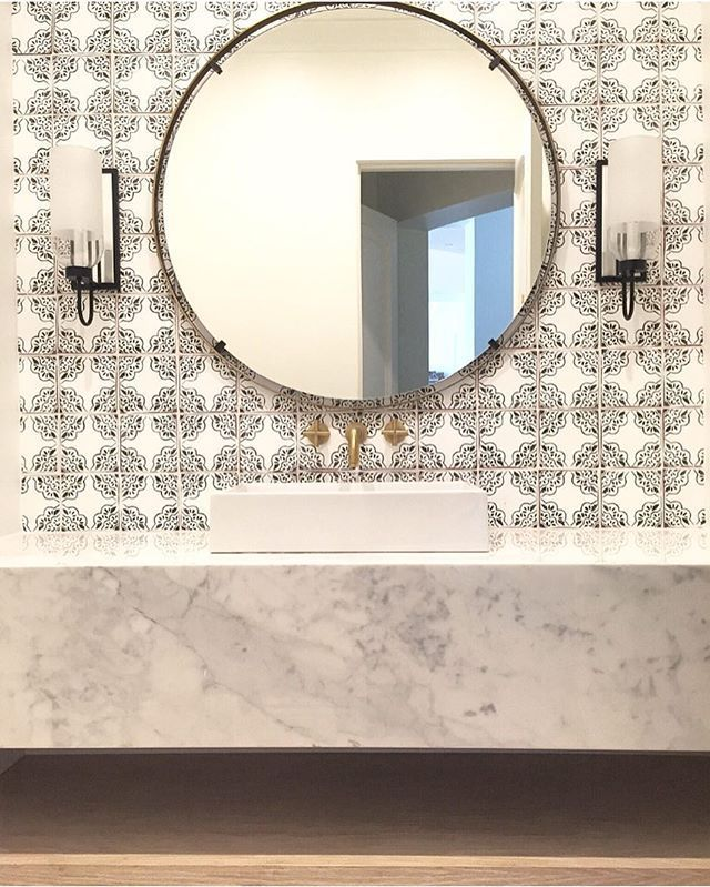 Amber Interiors using gorg tile by Tabarka