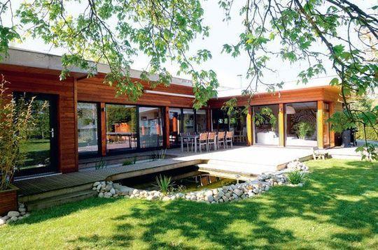 Maison écologique, maison BBC : 8 maisons de rêve à la mode écolo - Côté Maison