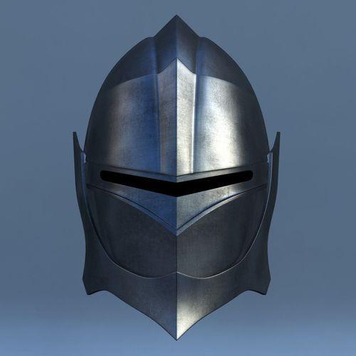 Knight Helmet A