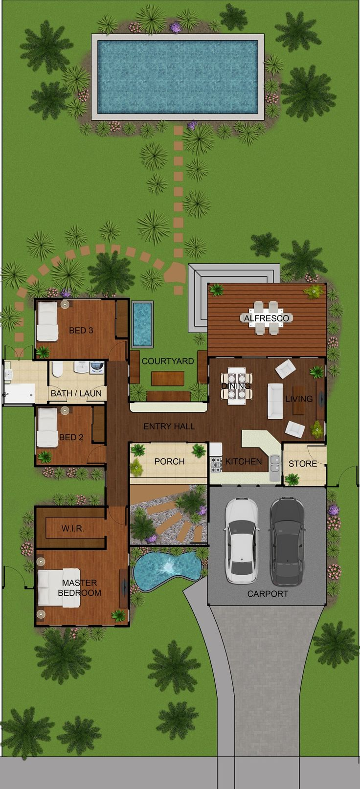 17 best images about plantas e projetos on pinterest for Home site plan