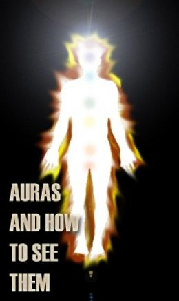 Auras, how to see and read this energy