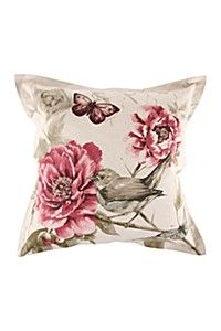 FLEURA FINCH 55X55 SCATTER CUSHION - 2 cushions R239-98
