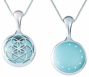 Misfit Wearables offers Bloom Necklace to its Shine activity tracking device users