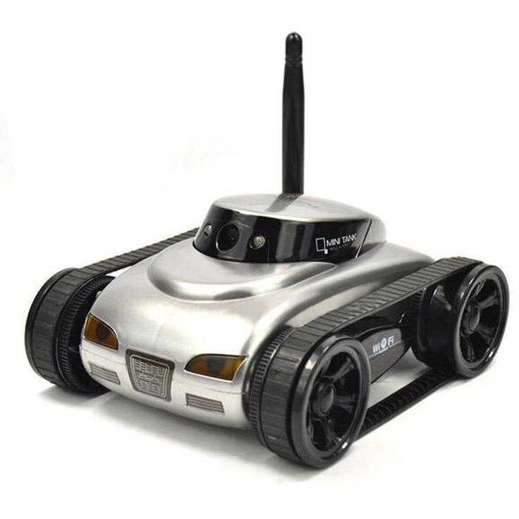 Mini Model Tank rc Car Toy with Camera  #stolen #safe #alarm #lost #GPS #cctv #tracking #found #dashcam #security