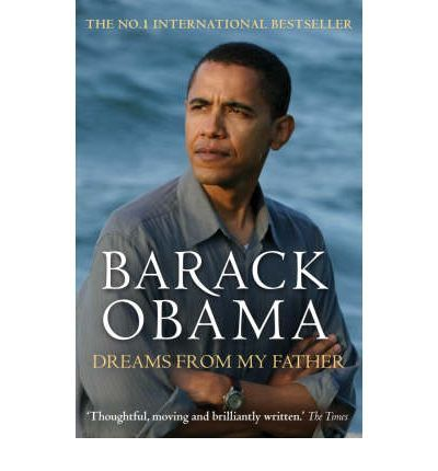 14. Dreams From My Father, by Barack Obama