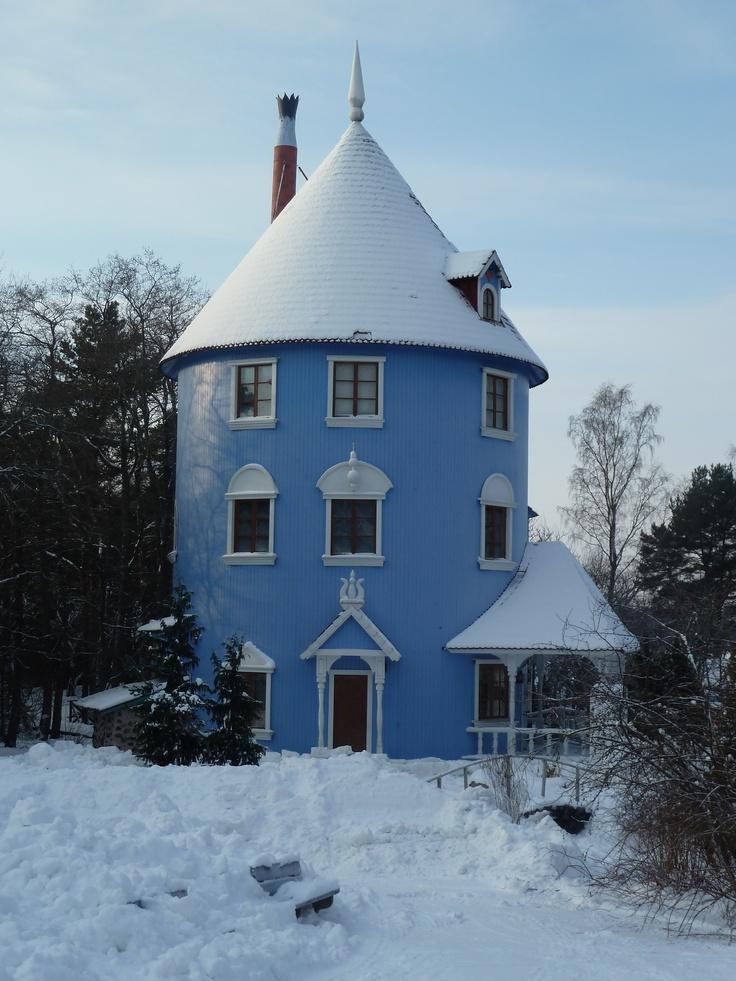 Moomin house!