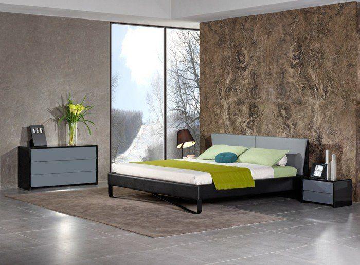 Die besten 25+ Moderne schlafzimmermöbel sets Ideen auf Pinterest - schlafzimmer komplett billig