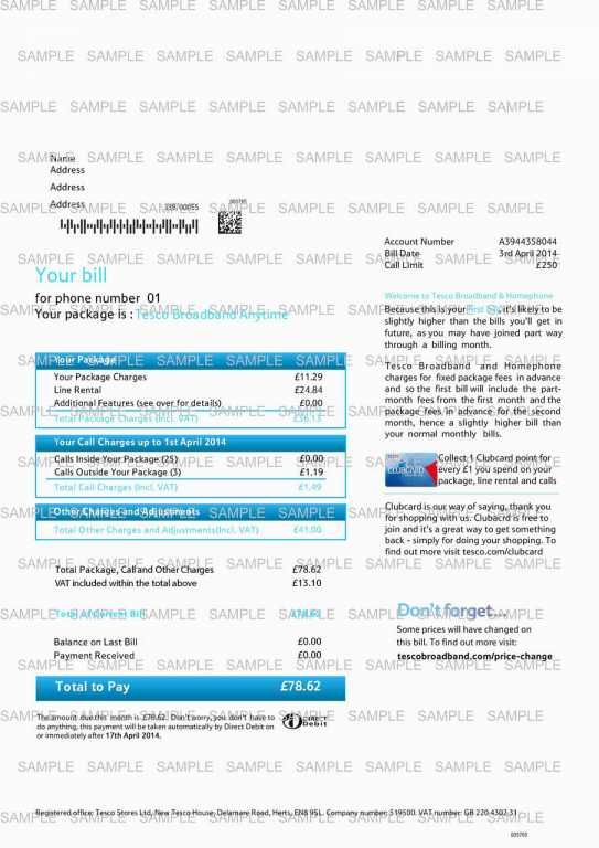 Fake Utility Bills Template Free Mortgage Statement Template And