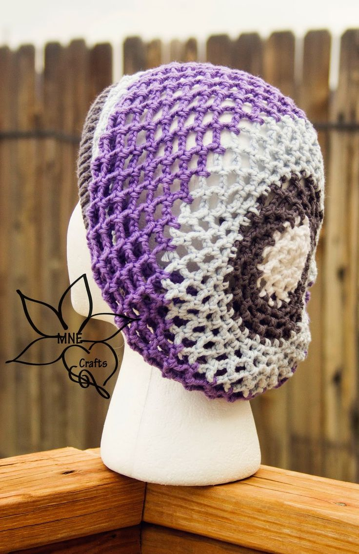 MNE Crafts: Spring Time Slouch Hat                                                                                                                                                                                 More