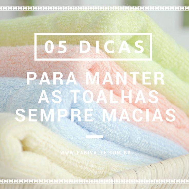 5 dicas para manter as toalhas de banho e rosto sempre macias e cheirosasColuna da Nutri Naiana Vargas: Leite Vegetal, o queridinho da vez Receita: Panna Cotta de Doce de LeiteGuia da mesa posta: como usar copos e taças