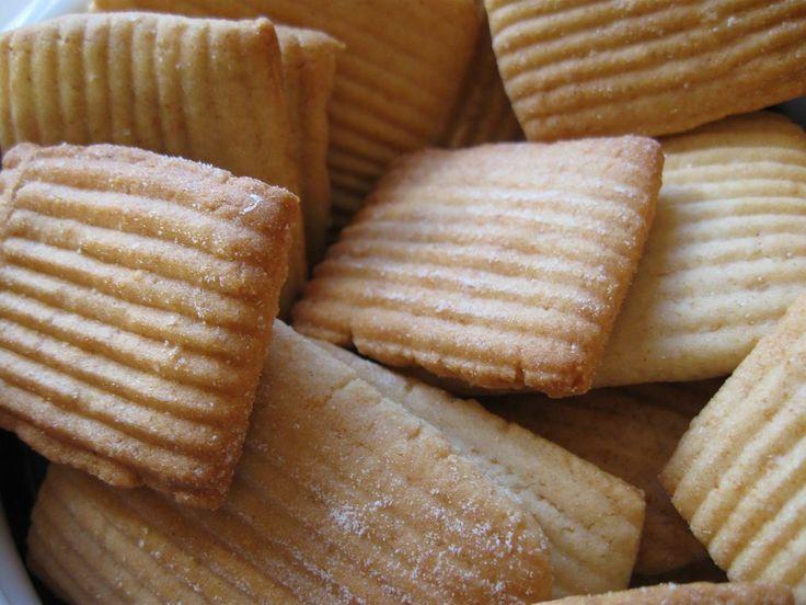 Rigoli del Mulino Bianco fatti in casa - Ricetta biscotti latte miele