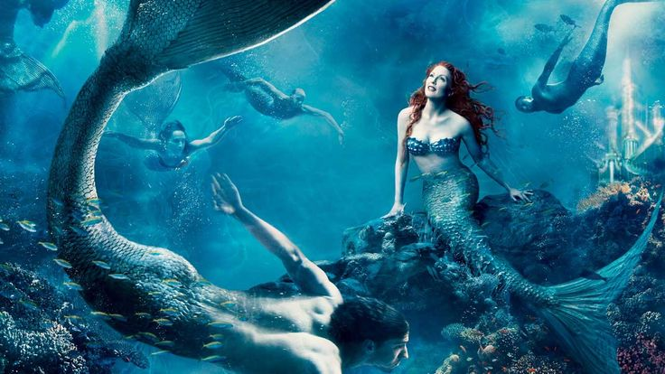 The Lost Pisces Ungkap Rahasia Dongeng Putri Duyung Hans Christian Andersen