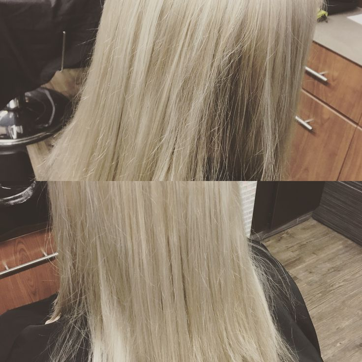 Icy ❄️ blonde Cassandra Kash Galon Kamloops BC