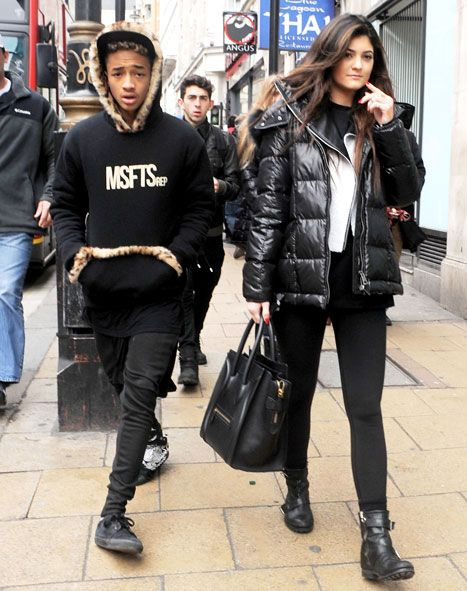 Kylie Jenner and Jaden Smith are officially an item!
