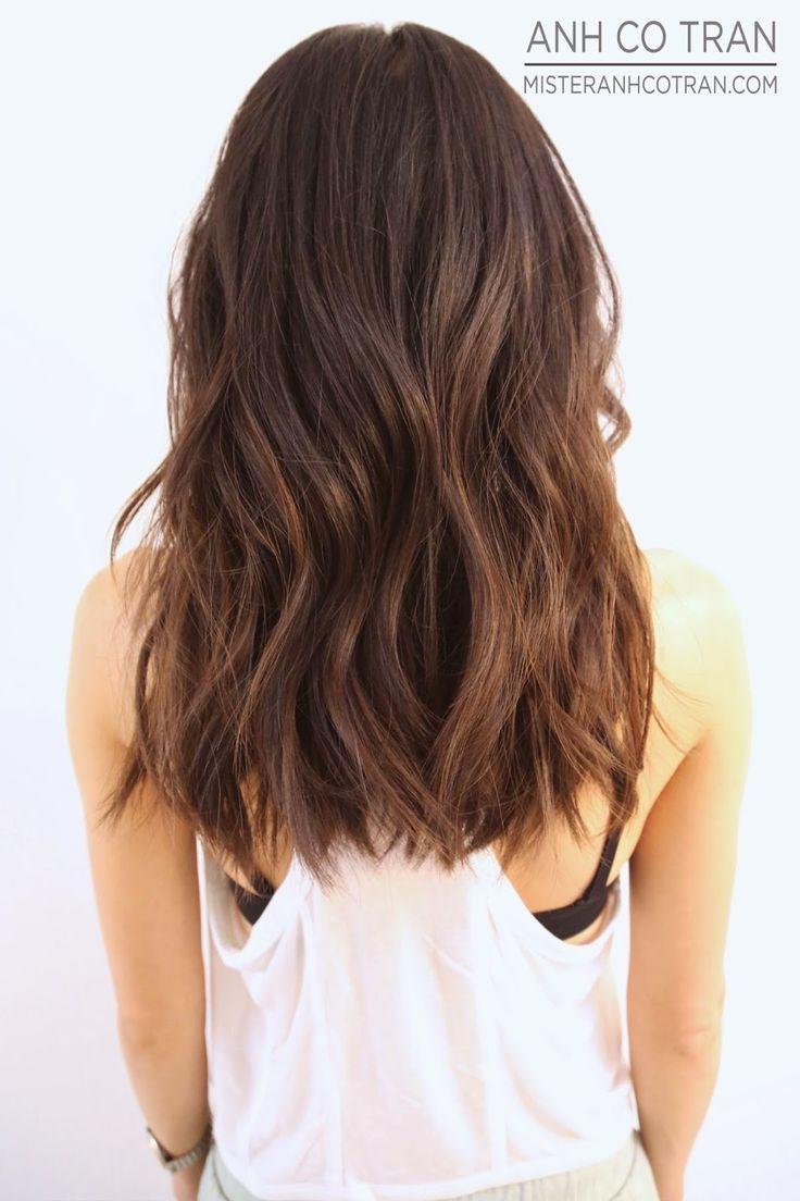 Phenomenal 1000 Ideas About Medium Brown Hairstyles On Pinterest Medium Short Hairstyles For Black Women Fulllsitofus