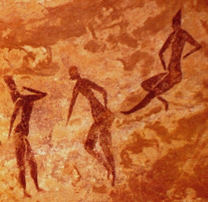 Paleolithic art, an introduction