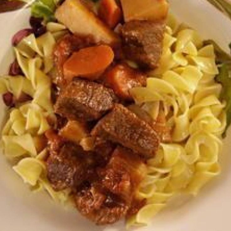Old Fashioned German Goulash                                                                                                                                                      More