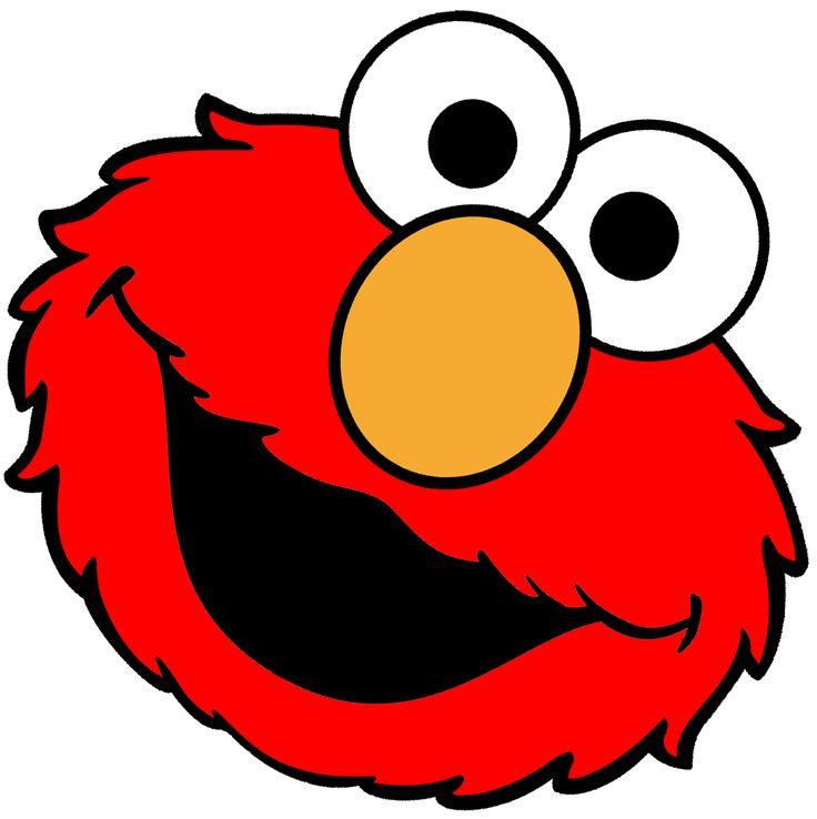 501 best sesame street printables images on pinterest   sesame ... - Cookie Monster Face Coloring Page