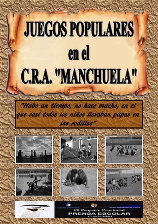 Juegos populares CRA Manchuela