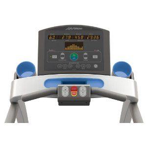 Life fitness home model treadmill