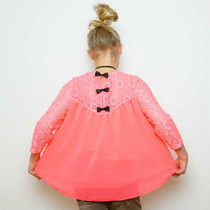 Emma Shirt Coral