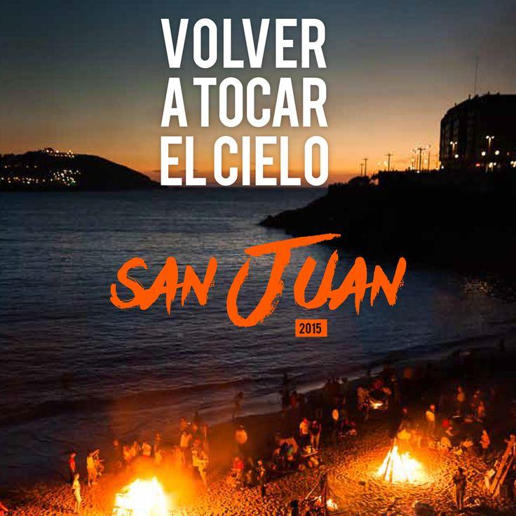 Has visto ya el nuevo vídeo de #SanJuanCoruna? San Juan is back! 2015 https://youtu.be/PgxMj_o8zew ¿Te vienes?