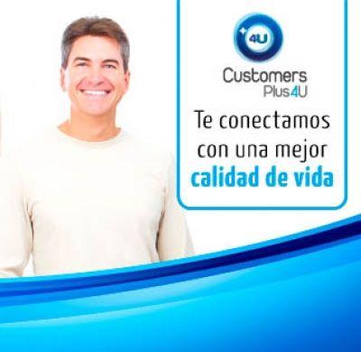 TE CONECTAMOS CON UNA MEJOR CALIDAD DE VIDA