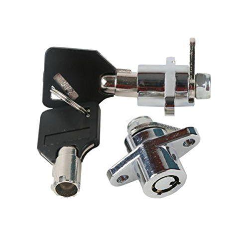 Preminum Hard Black Saddle Bags Lockamp Keys Set For Harley Road Glide King