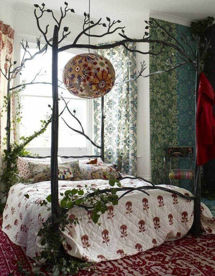 1001 Deco Uniques Pour Creer Une Chambre Hippie Bedding