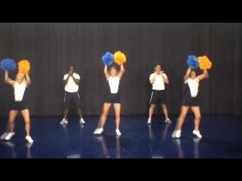 UCA Fight song dance - YouTube