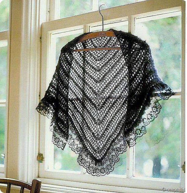 79 best Crochet Echarpe-Poncho images on Pinterest | Chal, Bufandas ...