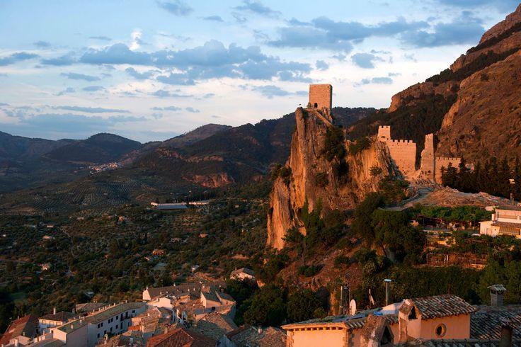 La Iruela, Jaén Y también Cazorla, Úbeda y Baeza
