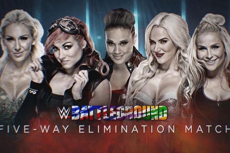 To determine the #1 contender for the #SDLive Women's Champion @naomi at #WWESummerslam @saronasnukawwe vs @charlottewwe vs @beckylynchwwe vs @natbynature vs @thelanawwe. I'll be covering @wwe Battleground on @youtube! . . http://www.youtube.com/tigerhite . . . #prowrestling #wrestling #professionalwrestling #indiewrestling #mma #fight #mixedmartialarts #fighting #youtube #youtuber #content #contentcreator #WWEBattleground #wwe #battleground #tamina #charlotteflair #beckylynch #lana #natalya