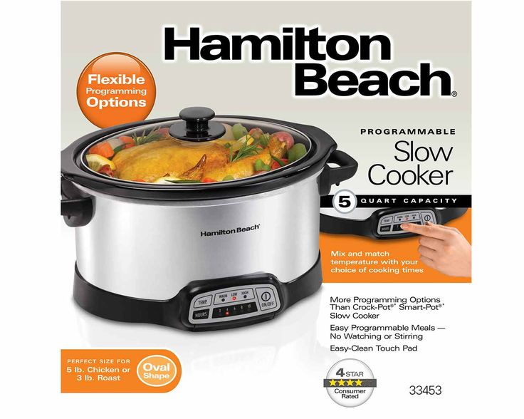 25 best images about wish list on pinterest logitech for Hamilton beach pioneer woman slow cooker