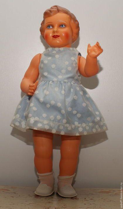 Винтажные куклы и игрушки. Редкая кукла  Адам Шраер. Довоенная. Польша.. SEDOFF…
