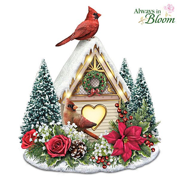 1000+ Images About Cardinal Themed Christmas Decor On