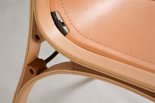 40 best design with leather images on pinterest leather for Madera laminada