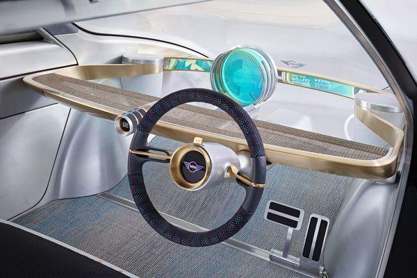 Mini Vision Next 100 Vorstellung - AUTO MOTOR UND SPORT