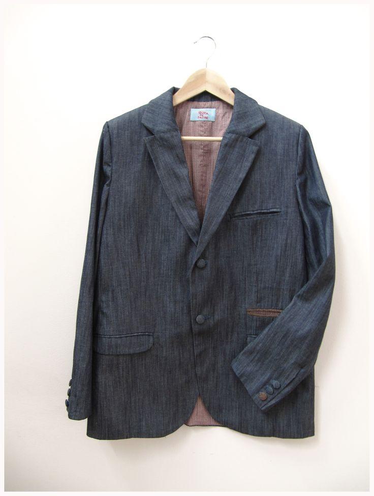 www.ropadesastre.com Man Jacket Chaqueta de hombre