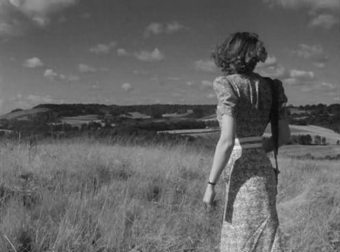 """A CANTERBURY TALE"" (Michael Powell & Emeric Pressburger"", 1944) with Sheila Sim"