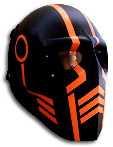 ColdBloodArt #3 airsoft paintball mask - Woodland